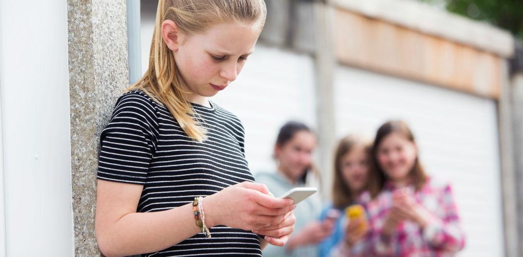 Vooral meisjes zijn slachtoffer van online pesten