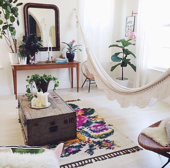Pinspiration: liefde voor hangmatten in huis!