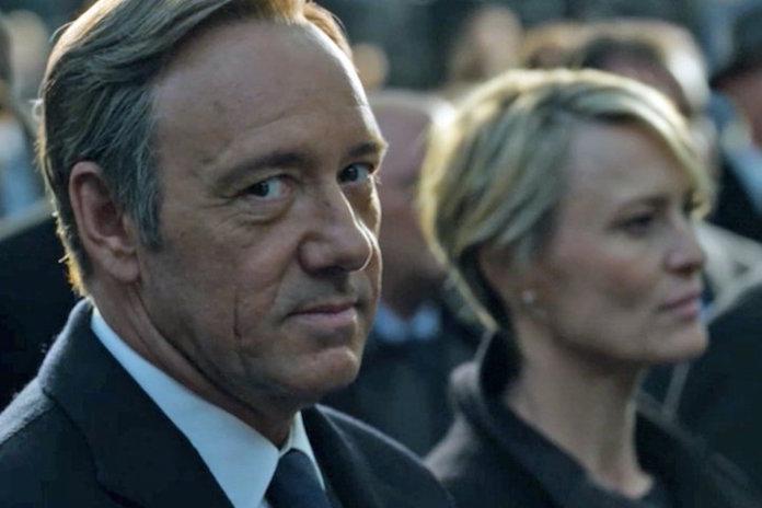 Netflix onthult lot van Frank Underwood in nieuwe 'HoC'-teaser