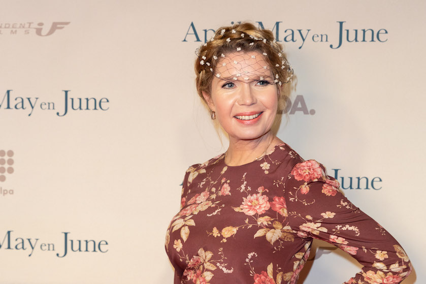 Tjitske Reidinga onthult vlak voor start nieuwe dramaserie 'De K van Karlijn': 'Ik had blaaskanker'