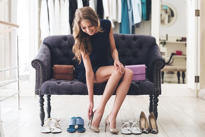 Waarom je niet elke dag dezelfde schoenen moet dragen