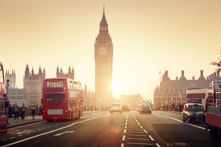Willen we: Londen krijgt bustour met sushi en gin