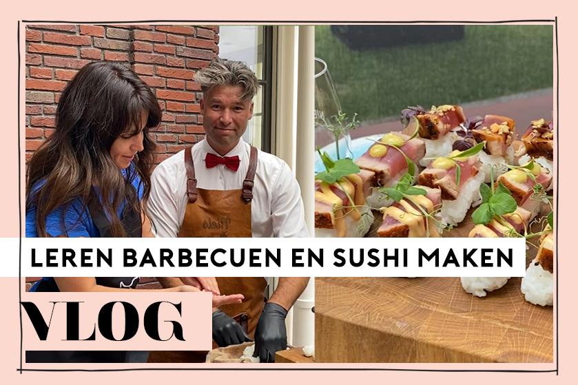 Flair TV: Barbecuen een mannending? Kirsten Schilder scoort de ultieme grilltips van déze bekende BBQ-koning