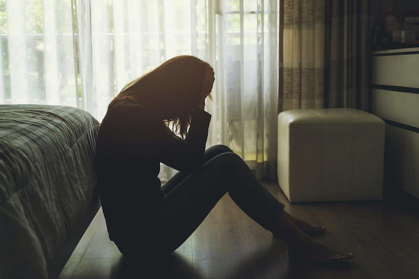 Eén op de drie vrouwen last van PTSS na miskraam