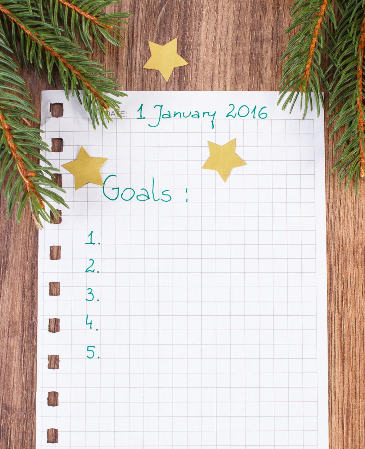 Goede voornemens? Wacht niet tot januari, begin nu!
