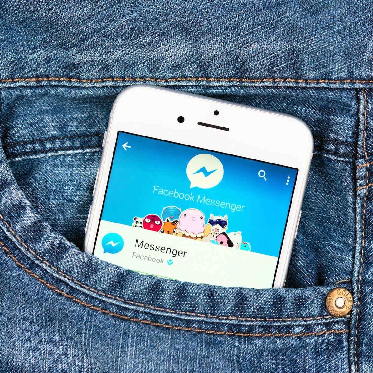 Dit geheime spelletje op Facebook Messenger werkt verslavend!