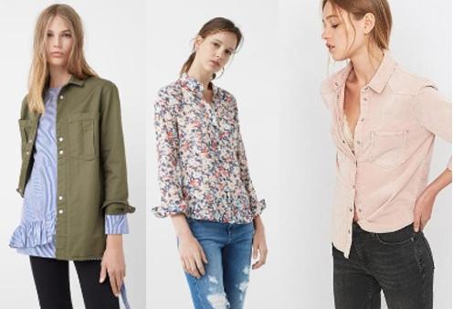 Shoppen: 10 overhemden die het einde van de zomer dragelijker maken