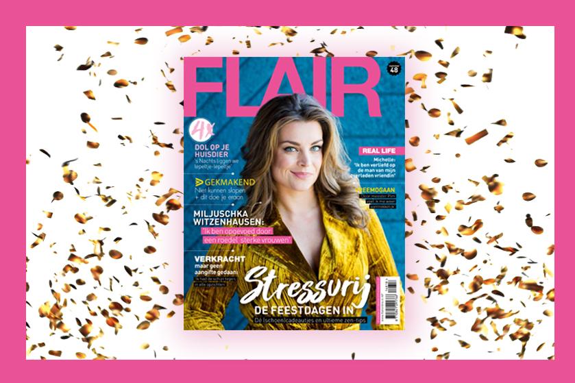 Hoera, Flair én Flaironline.nl zijn vernieuwd! Neem een kijkje en win een toffe goodiebag