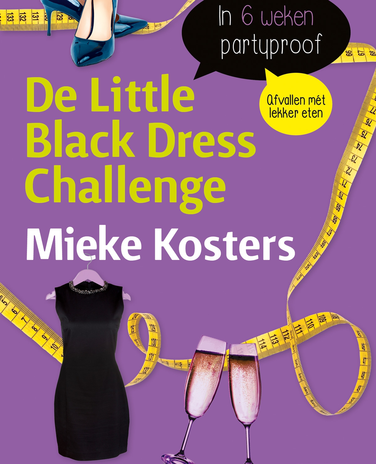 Win het boek De Little Black Dress van Mieke Kosters