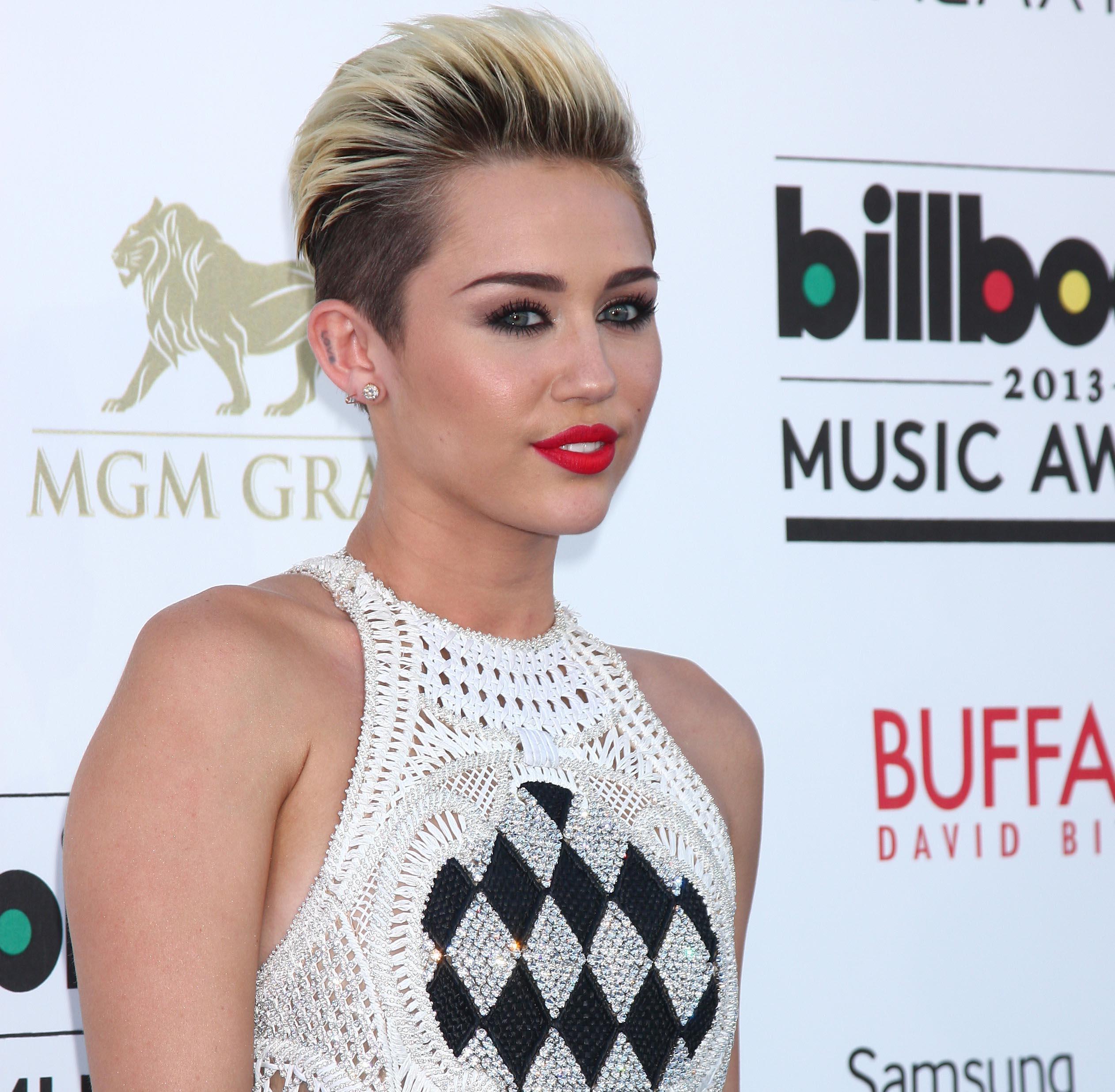 Onsmakelijke hoax over Miley Cyrus