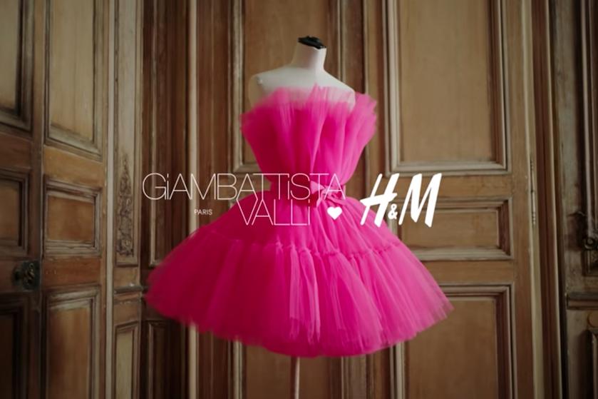 H&M kondigt nieuwe designer samenwerking aan en wauw, wij willen alles