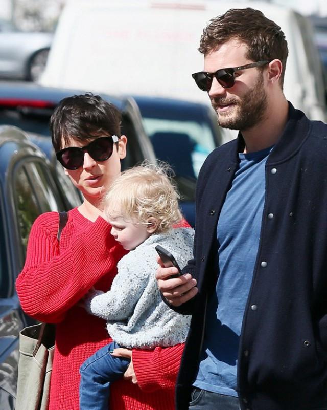 Jamie Dornan is vader geworden van zijn tweede kindje!