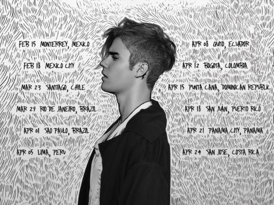 Sorry: Justin Bieber schrijft brief aan fans
