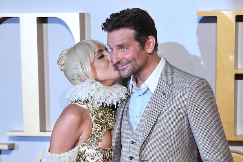 Toch meer aan de hand met Gaga? 'Huwelijk Bradley Cooper en Irina Shayk wankelt'