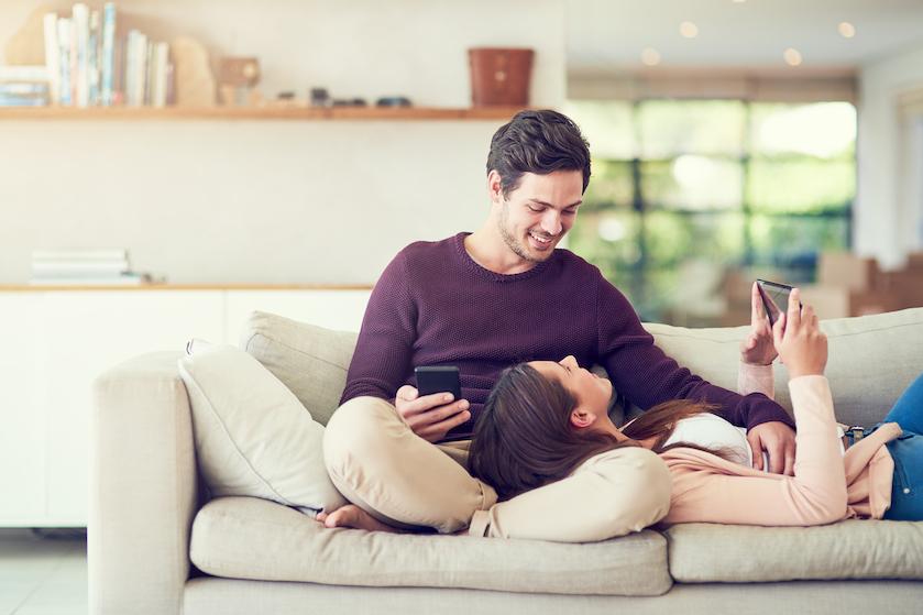 6 tekenen dat je een gelukkige én gezonde relatie hebt