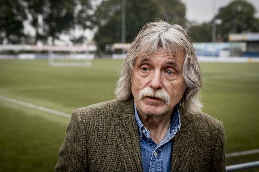 Dochter Johan Derksen aangeslagen door moord op Peter R.: 'Vreesde ook voor het leven van mijn vader'