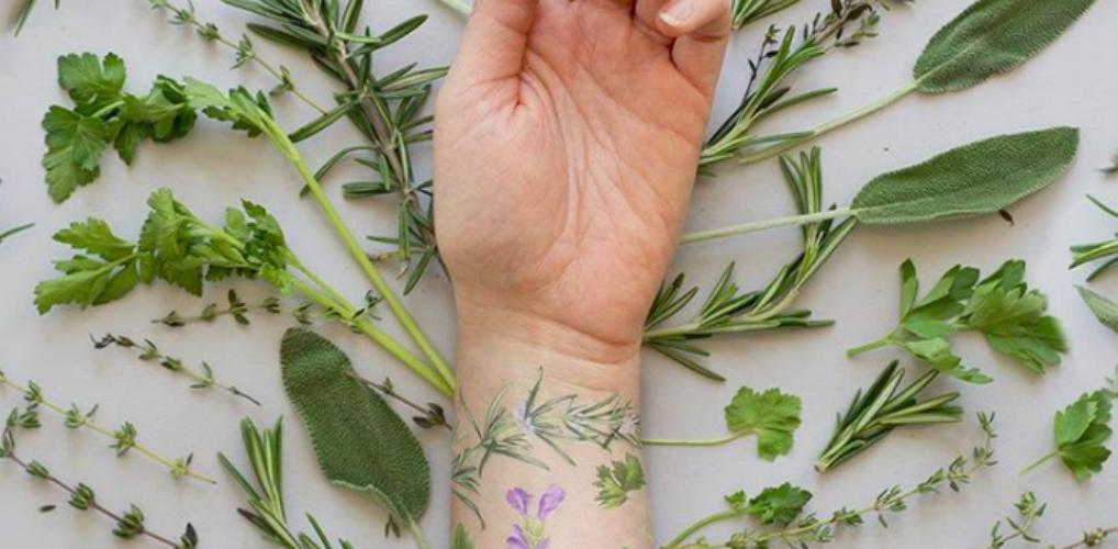 Willen we: er bestaan nu geurende (nep)tattoo's