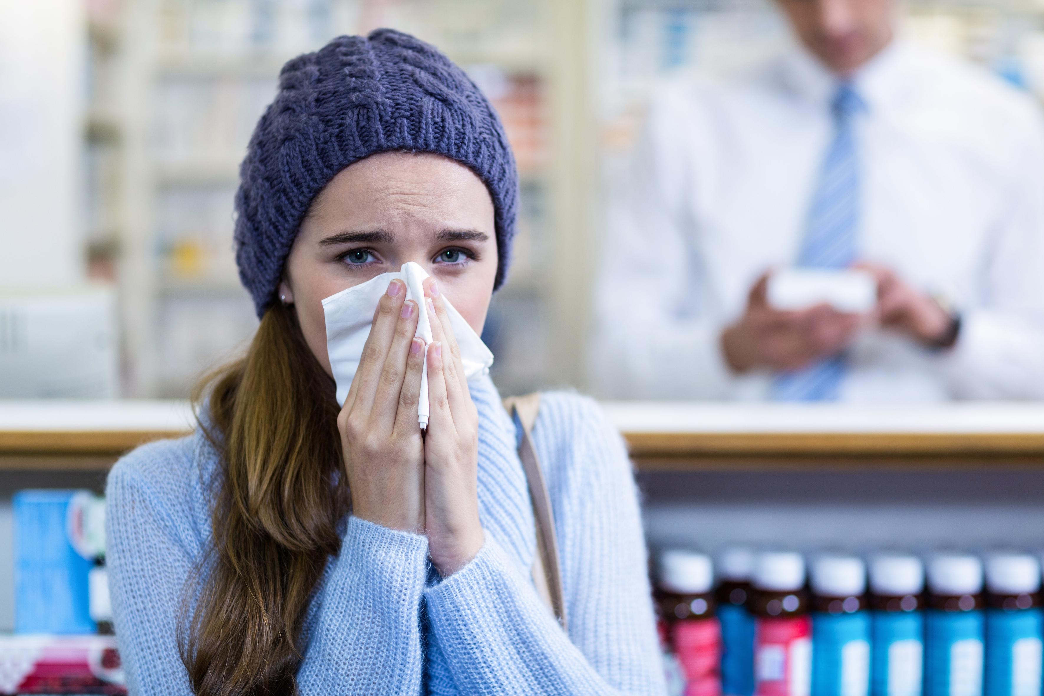 Voorkom verkoudheid met deze 4 tips!