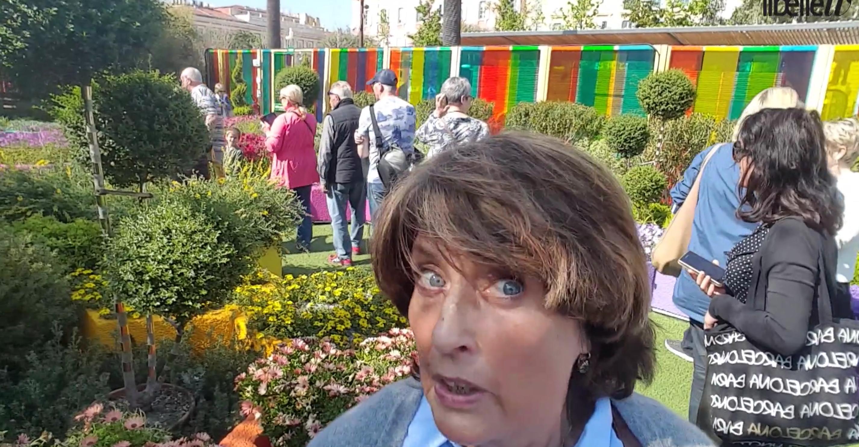 Tuinvlogger Loes is in Nice: 'De bloemen zijn hier geweldig!'