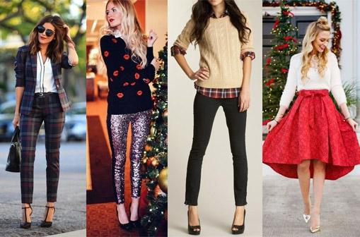 Pinspiration: Feestelijke outfits voor wie niet van jurken houdt!