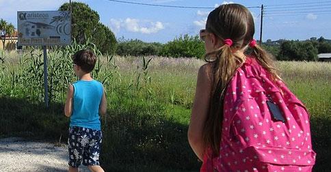 Blog Denise: Met de kinderen op excursie