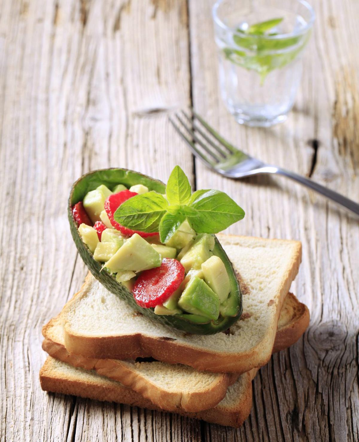 Is elke dag een avocado eten gezond?