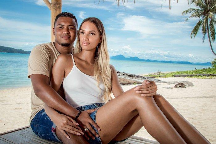 Is dit het bewijs dat Vanessa en Jeremy tóch niet bij elkaar zijn gebleven na 'Temptation Island'?