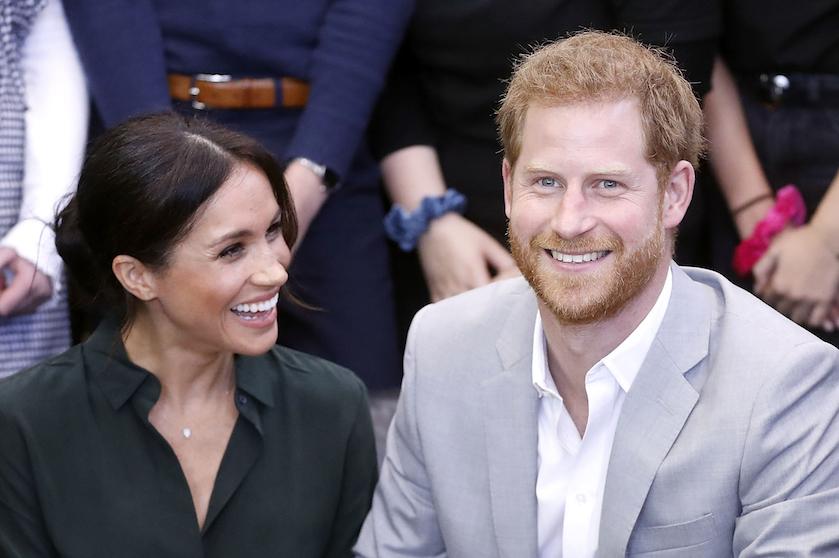 Officieel bevestigd: Meghan Markle en prins Harry zwanger van eerste kindje