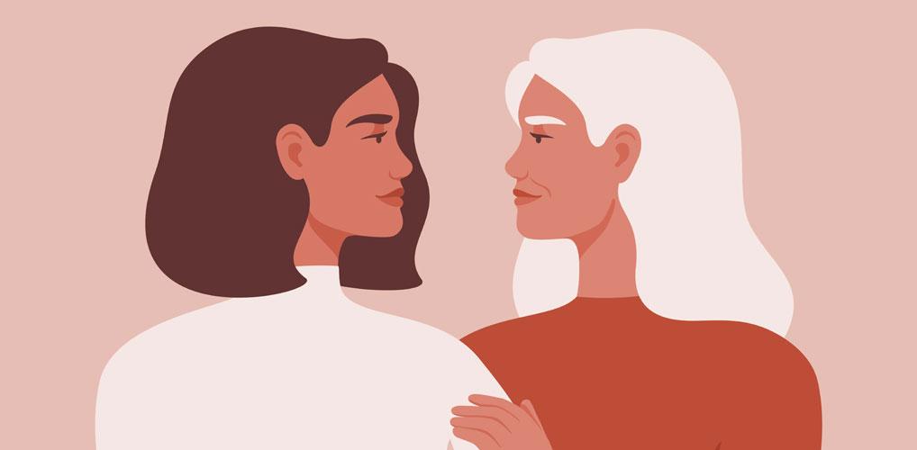 Deze 6 signalen duiden op een ongezonde band met je moeder