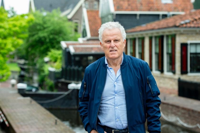 Zoon van Peter R De Vries reageert op neerschieten van zijn vader