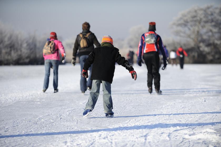 Kunnen de schaatsen dan toch van zolder? 'Lange koude periode op komst'