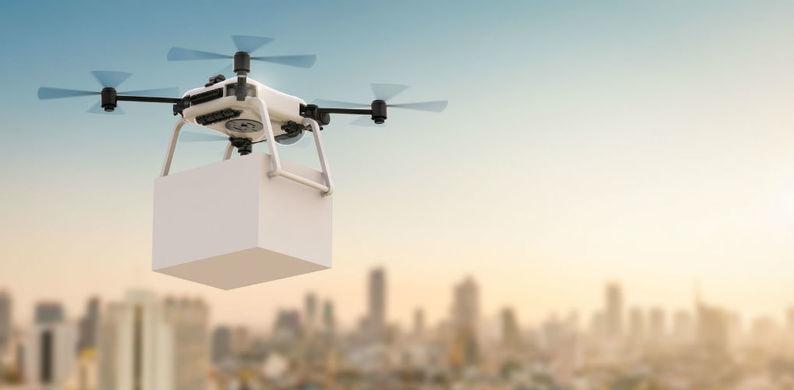Dit bedrijf gaat morning-afterpillen en viagra per drone(!) aan huis bezorgen