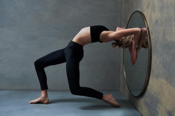 HEBBEN: de eerste yoga collectie van Sissy-Boy