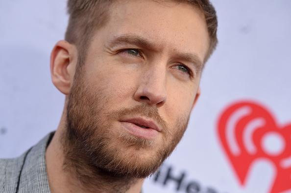 Ouch: Calvin Harris open over break-up van Taylor