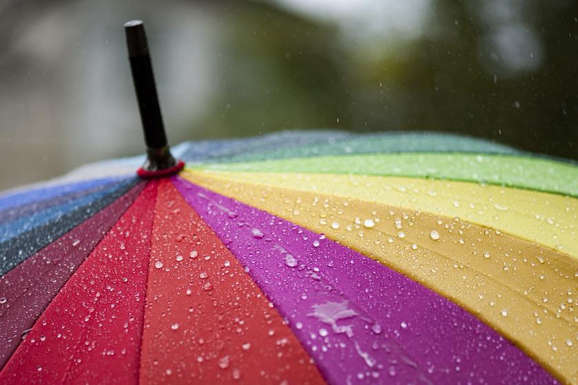 Tot zover het zonnige weer: bereid je voor op buien, windstoten en onweer