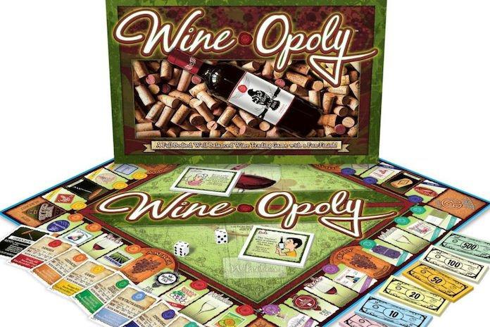 Hebben! Wine-opoly is het spel dat je dit weekend met je beste vriendinnen wil spelen