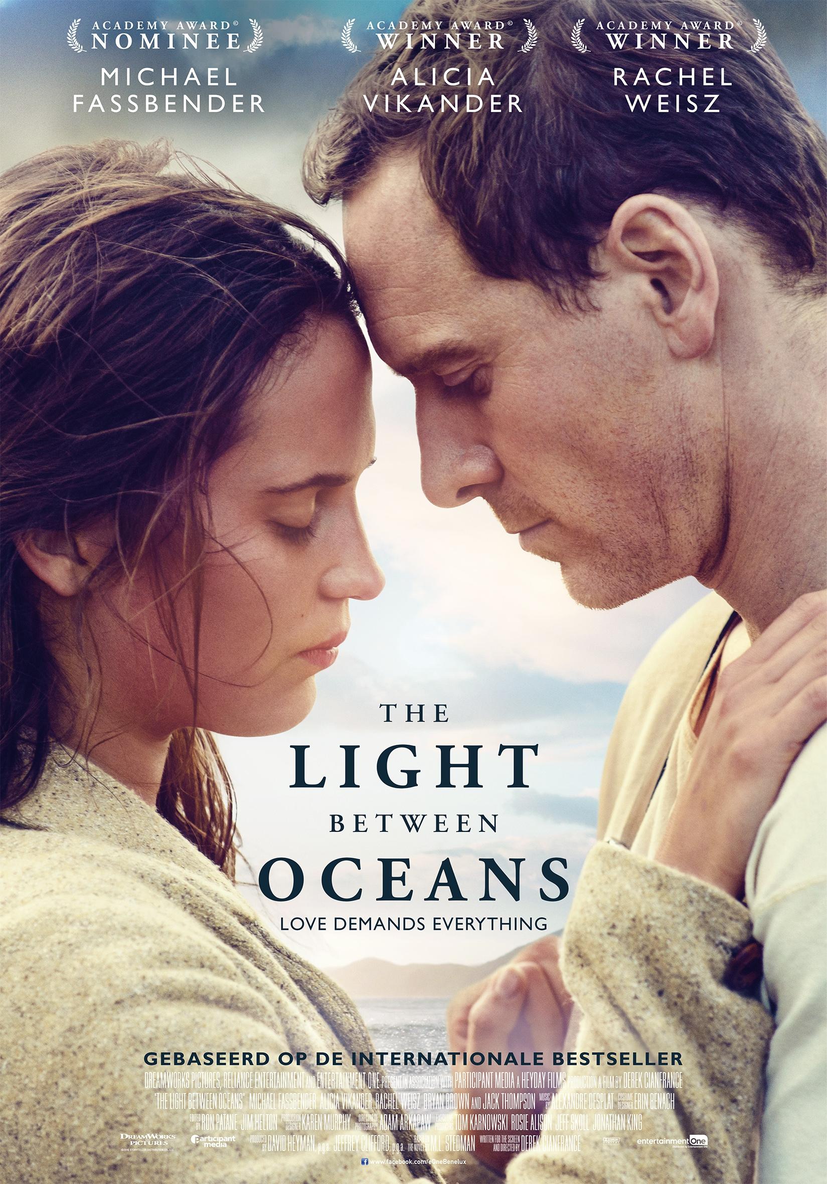 Win! Vrijkaartjes voor de film 'The Light between Oceans'!