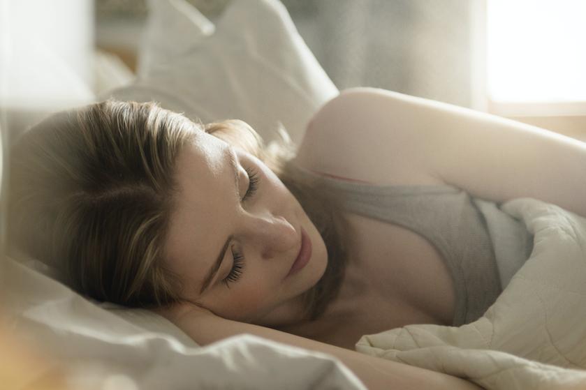 Waarom vrouwen vaak 's nachts in hun slaap klaarkomen