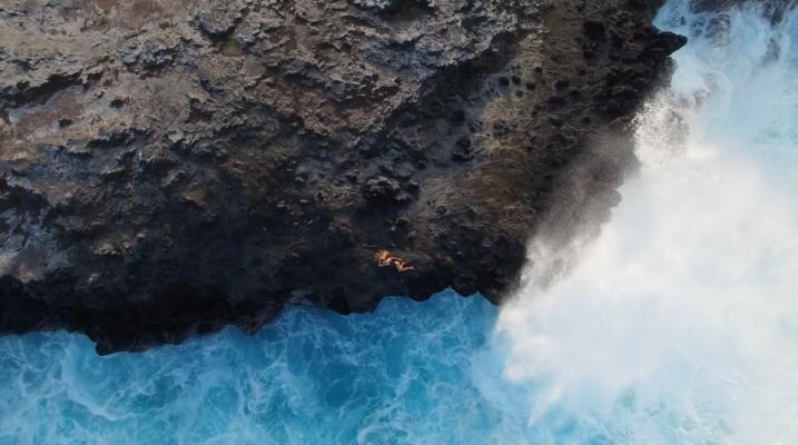 Zo heerlijk ziet Hawaii eruit vanaf een dronevlucht