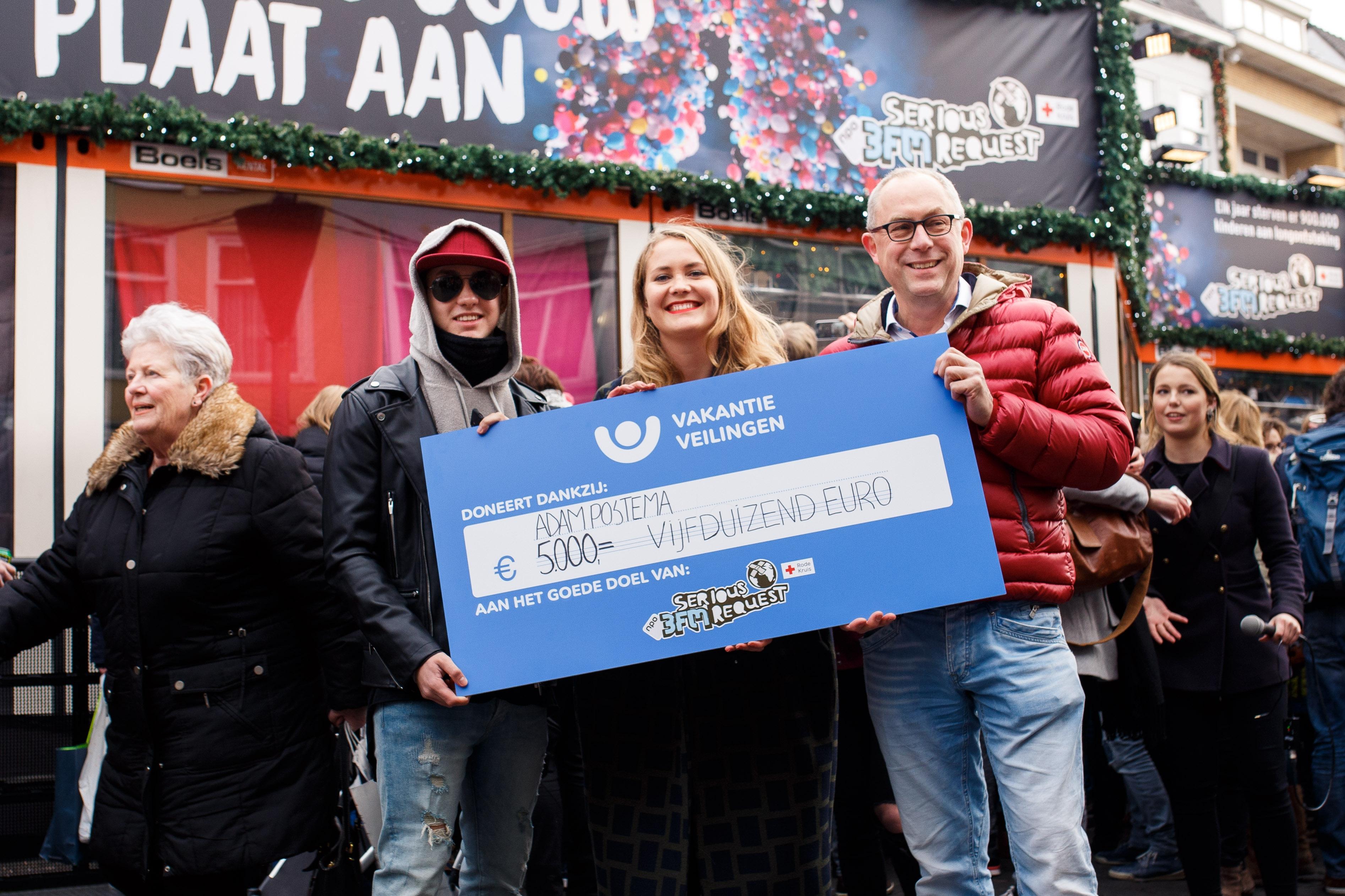 WOW! Nederlander geeft €3.030 aan goede doel voor Oud & Nieuw met Justin Bieber