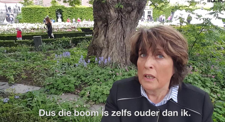 Tuinvlogger Loes is gek op de tuin van het Rijksmuseum en ze laat je zien waarom!
