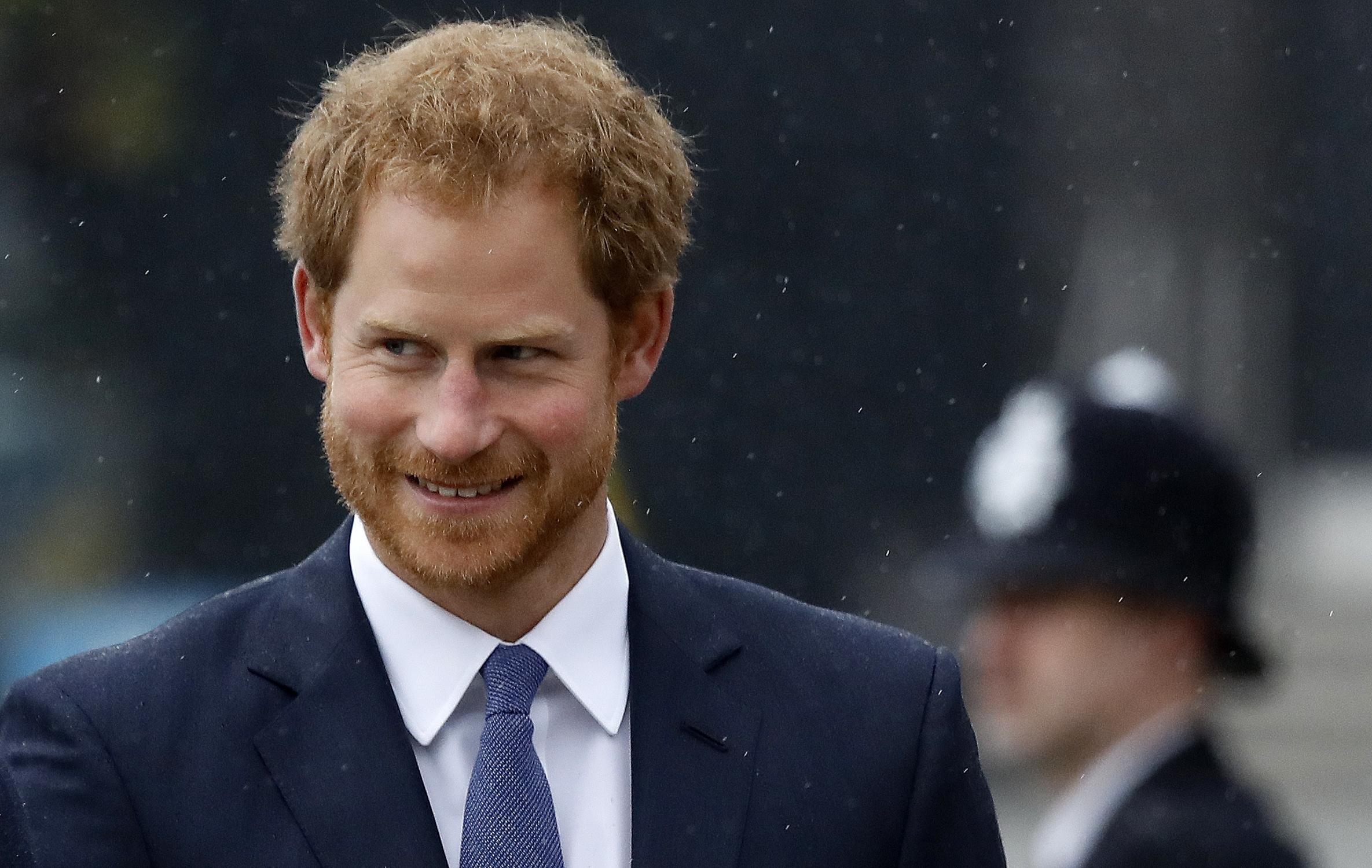 Is dit de nieuwe vriendin van Prins Harry?