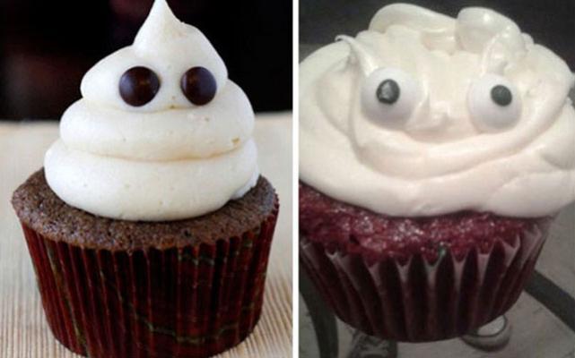 Pinterest versus real life: de Halloween-editie