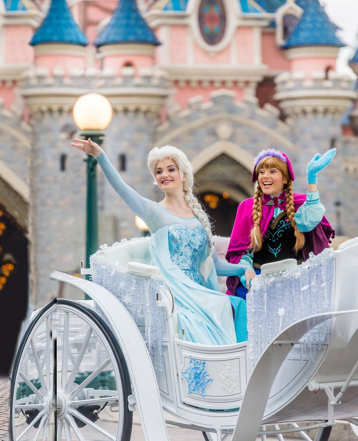 Winactie: beleef de magie in Disneyland Paris