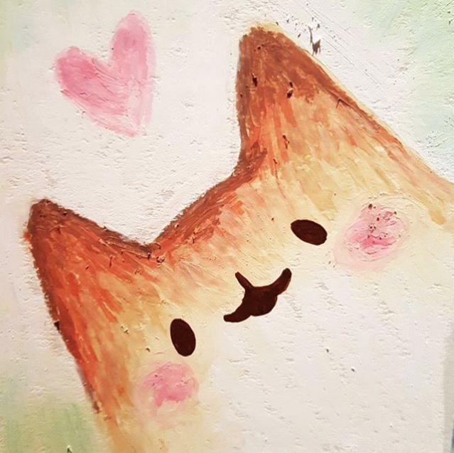 Zien: Zo schattig, de breadcat