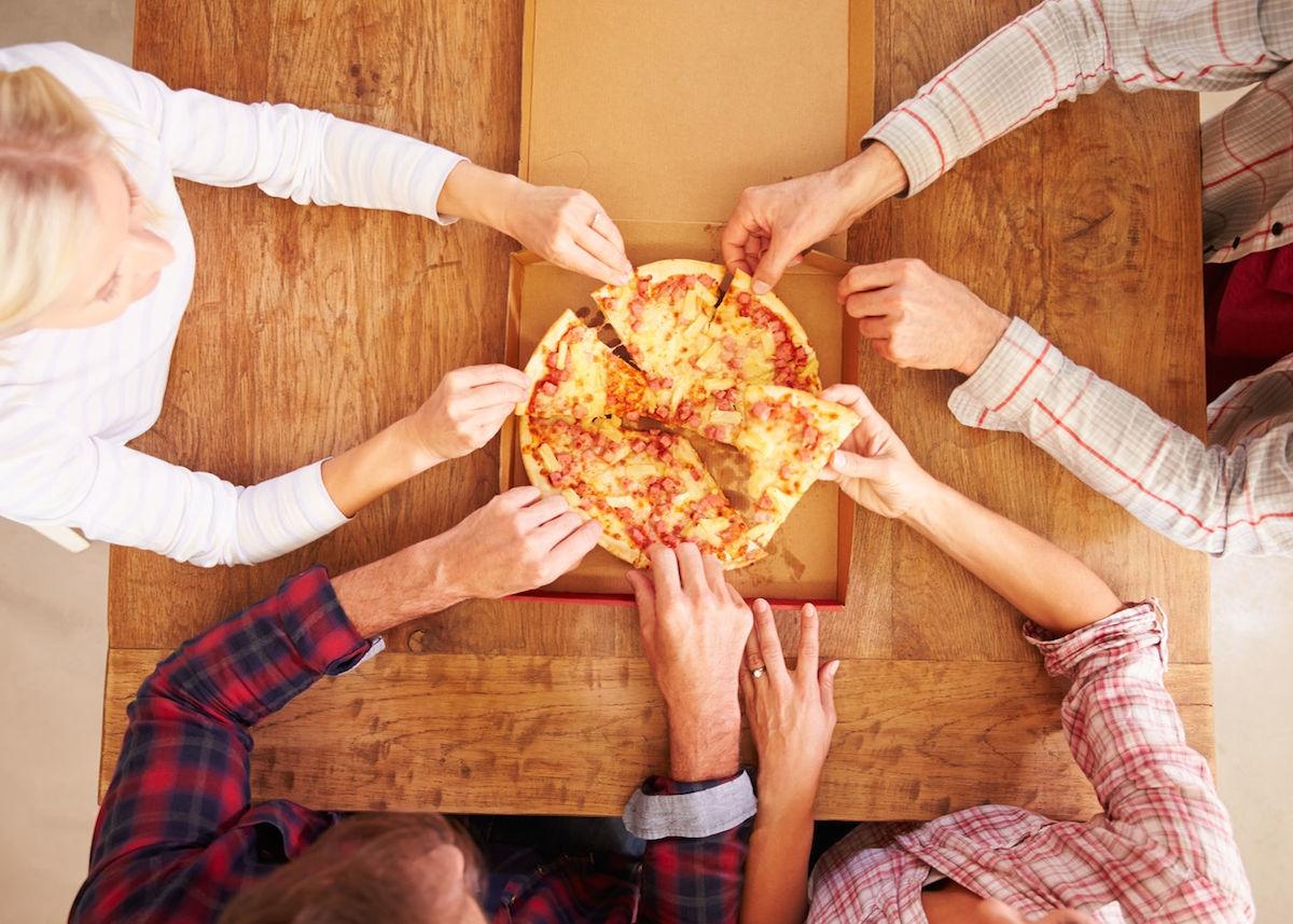 Waarom je soms lekker een pizza moet eten!