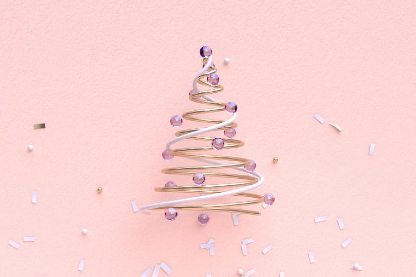 Kom alvast in de december-mood: zó maak je zelf kaarsen in de vorm van een kerstboom