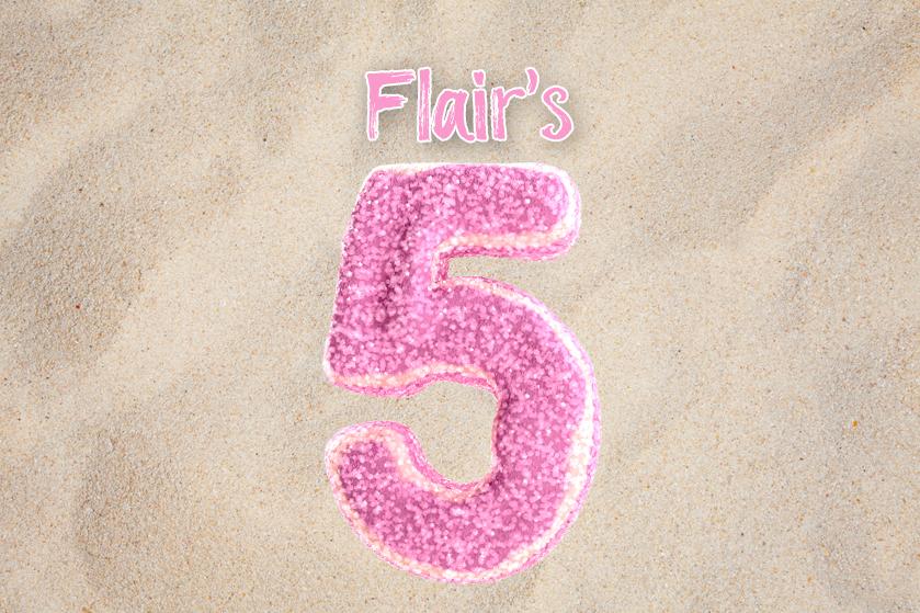 Flairs Vijf: 5x verzorgende lippenbalsems