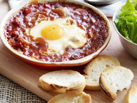 Yum! Zo maak jij zelf deze heerlijke Marokkaanse eieren!