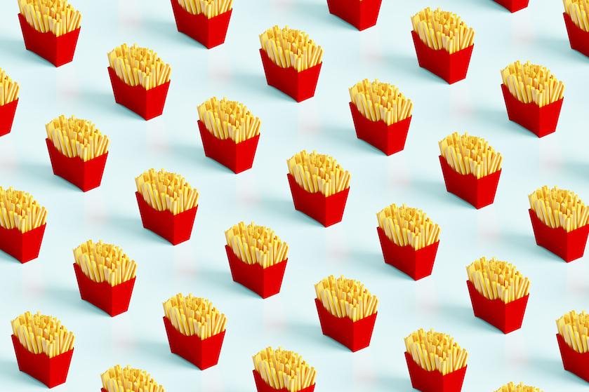 Eén groot feest voor de kids én jezelf: de frietplank is nu een ding en wil je vanavond nog op tafel zetten